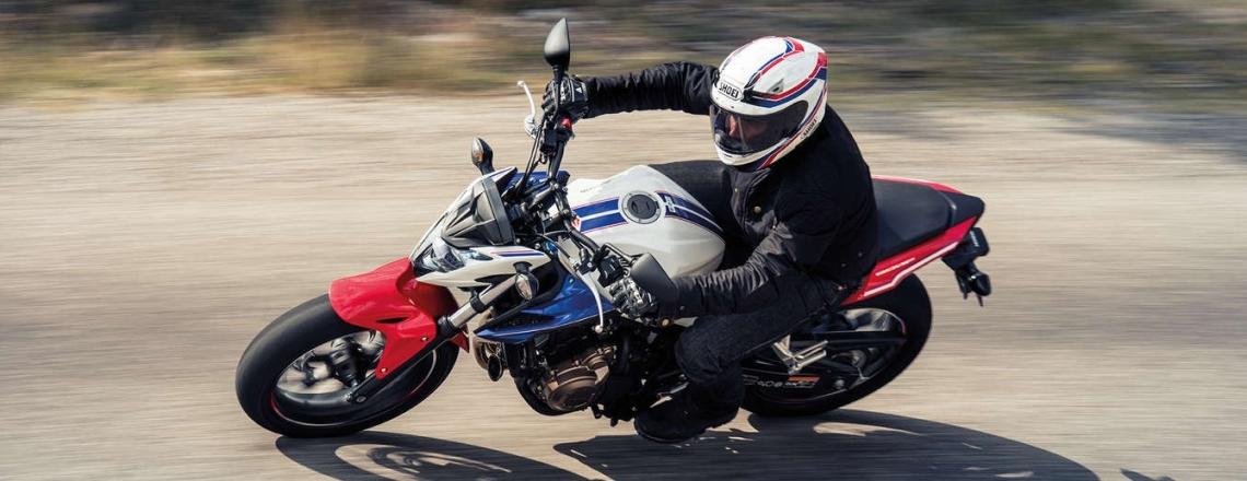 CB500FA 35kW Bike