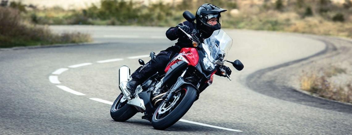 CB500XA 35kW Bike